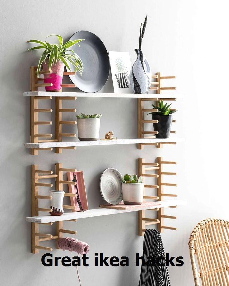 Regale und Wände gestalten: Ideen zum Selbermachen IKEA