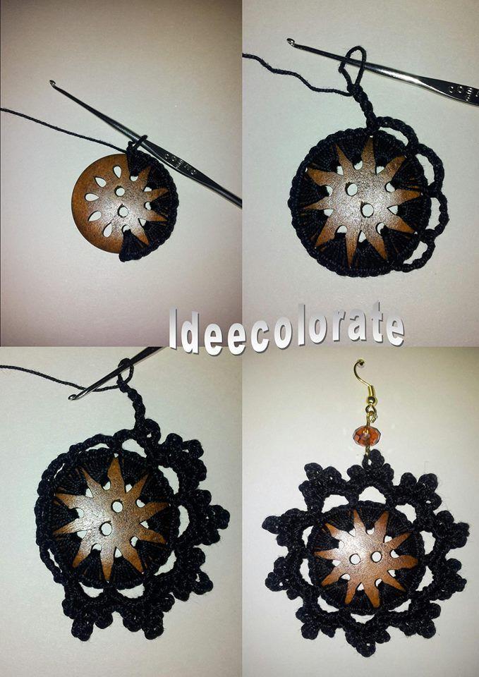 Pin de Silvia Correa en 100 crochet paterns | Pinterest | Ganchillo ...