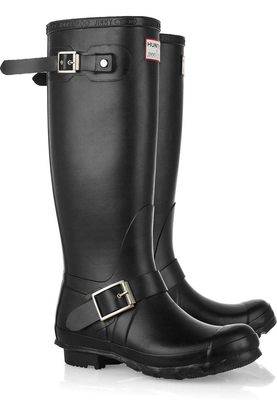 53a12fde63f JIMMY CHOO- Biker Wellington boots- so fantastic, but SOO expensive ...