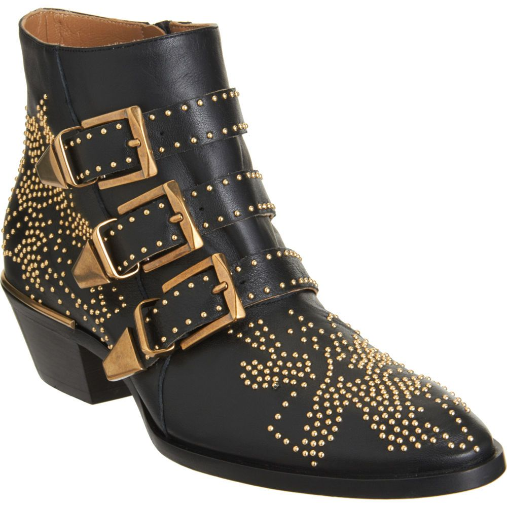 Fuck Loubs. This is my dream shoe. The Chloe studded ankle boot.