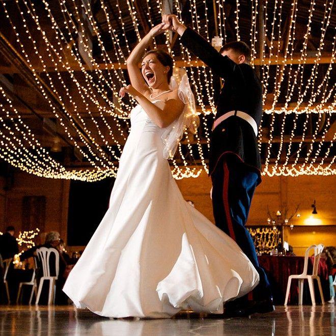 decorating your wedding dance floor