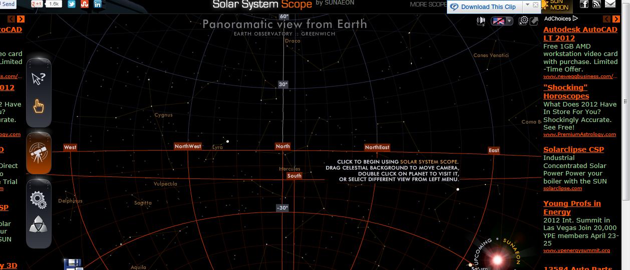 solar system scope online model - photo #38