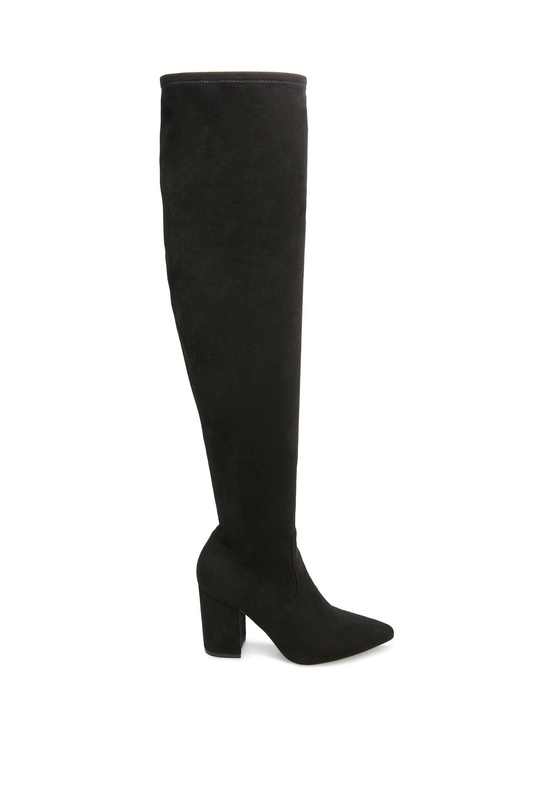 2edf914fa65 Steve Madden Rational Over The Knee Boot