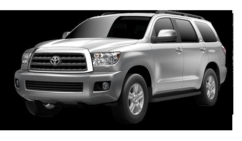 Toyota Sequoia 2013 FullSize SUV セコイア