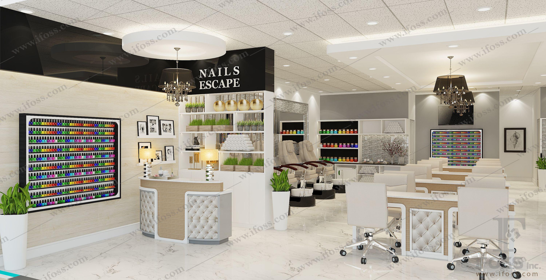 Nails Escape Spa Forsyth Ca Design Decor