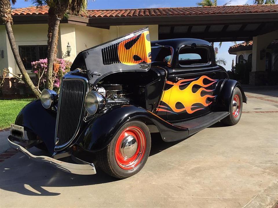 1934 ford custom classic cars trucks autotrader ford