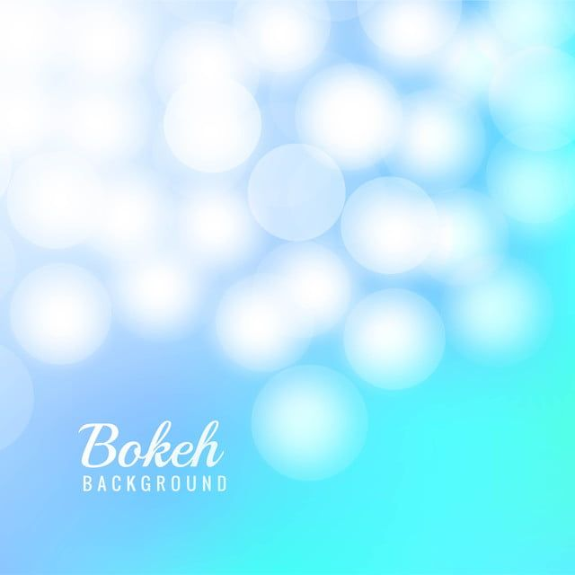 Abstract Blue Sky Background With Blur Bokeh Light Effect Abstract Backdrop Background Png And Vector With Transparent Background For Free Download In 2021 Blue Sky Background Bokeh Bokeh Lights