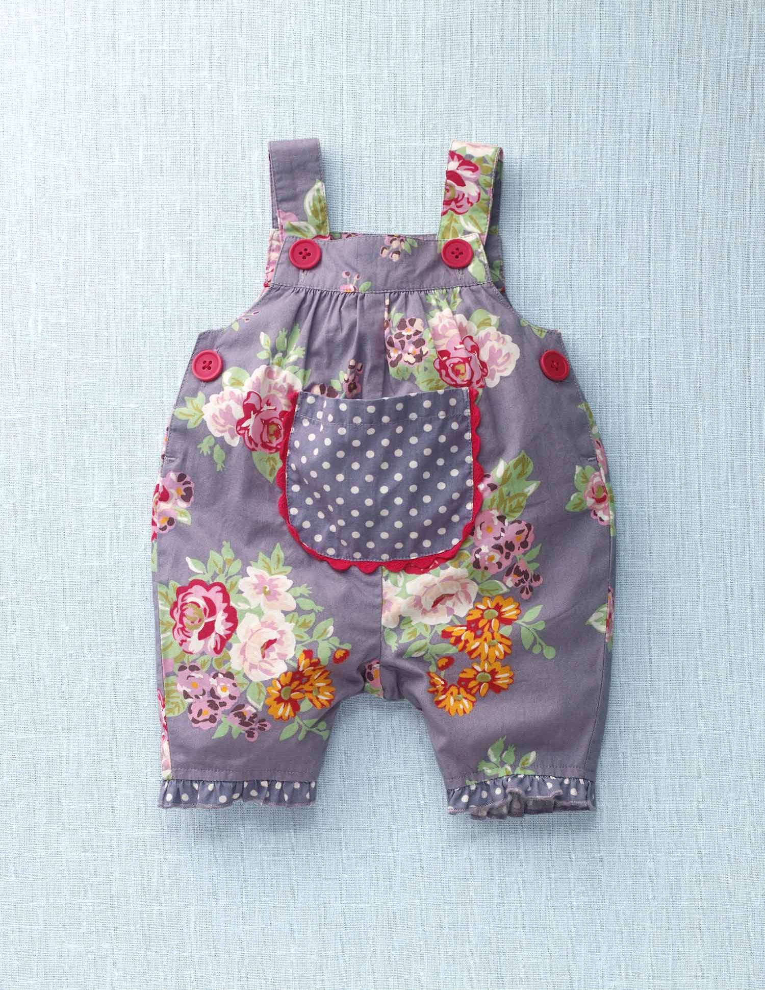 Pretty Dungarees