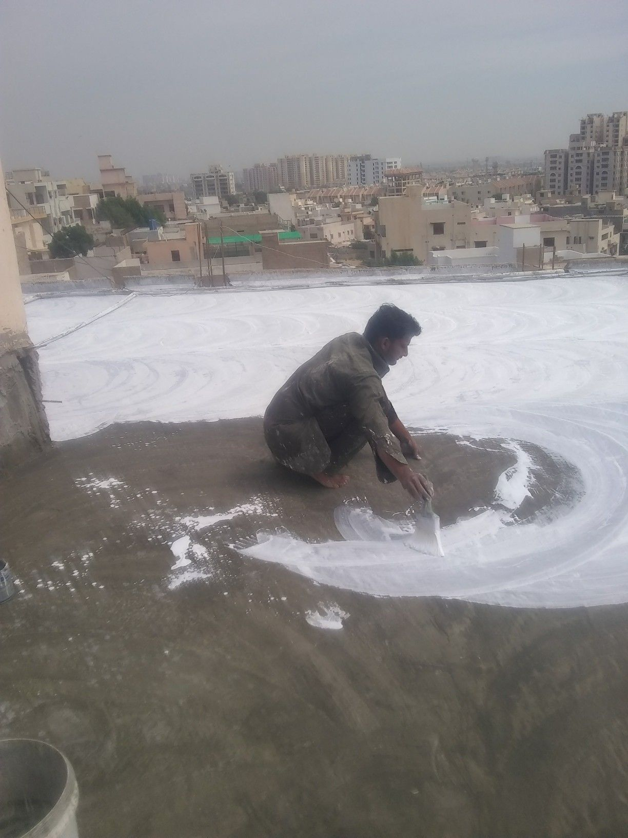 Roof Heat Cooler Chemicals With Images Roof Waterproofing Roof Heat