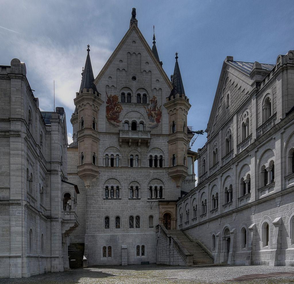 Germany Castles Neuschwanstein 221 Germany Castles Travel Germany Castles Adgang Til Vores Blog Fin Schloss Neuschwanstein Neuschwanstein Schone Gebaude