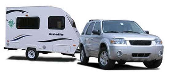 aliner amelia small travel trailer exterior - Small Camper Trailer