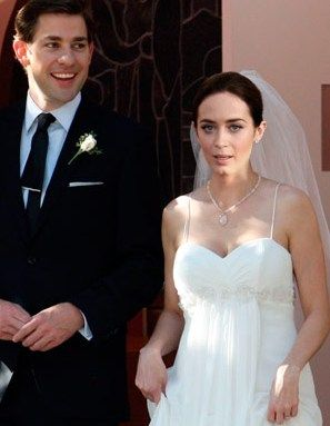 John Krasinski Emily Blunt Wedding.John Krasinski Emily Blunt Mb Hollywood Weddings In 2019
