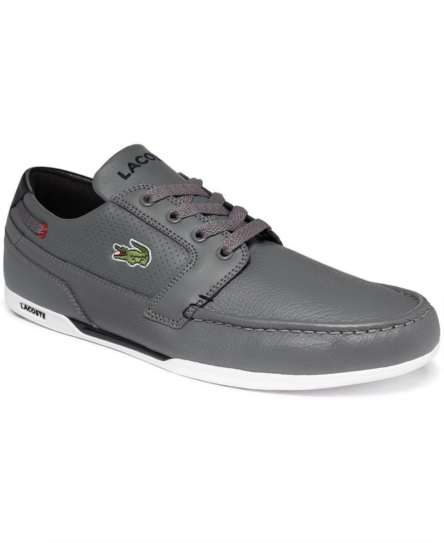 0b4a2cb13d7dda Lacoste Dreyfus QS1 Boat Shoes