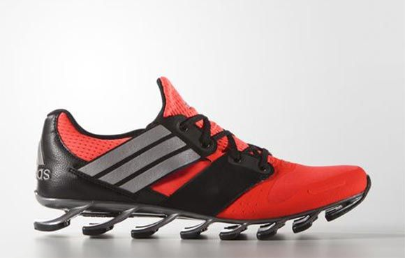timeless design f5a15 17aa7 From springs to ankle cuffs, these running shoes break all the traditional  shoe models.