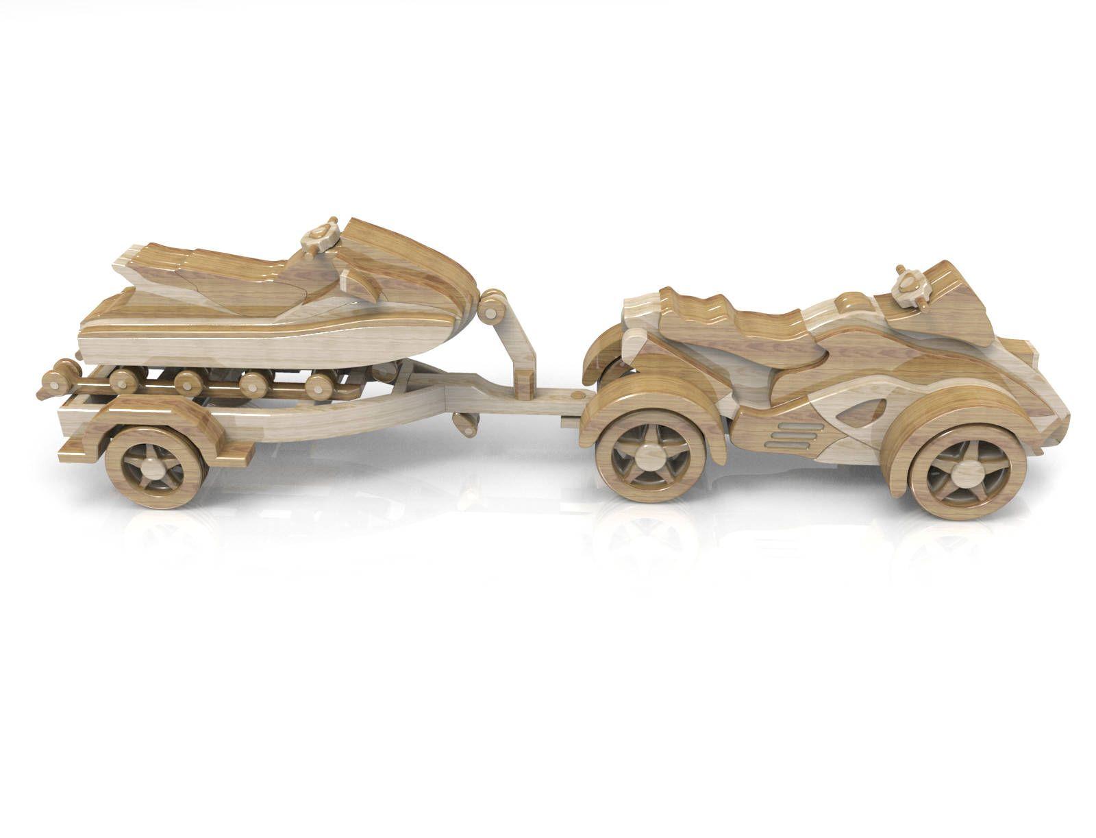 jet ski & 4 wheeler | toys | jet ski, wood toys plans, toys