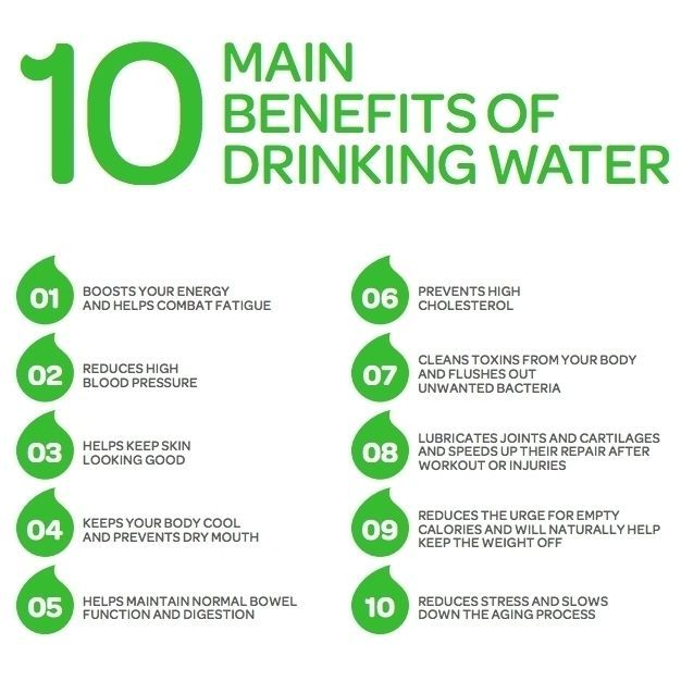 You have probably heard about the importance of drinking