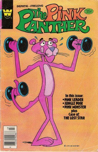 The Pink Panther, No. 62, March, 1979