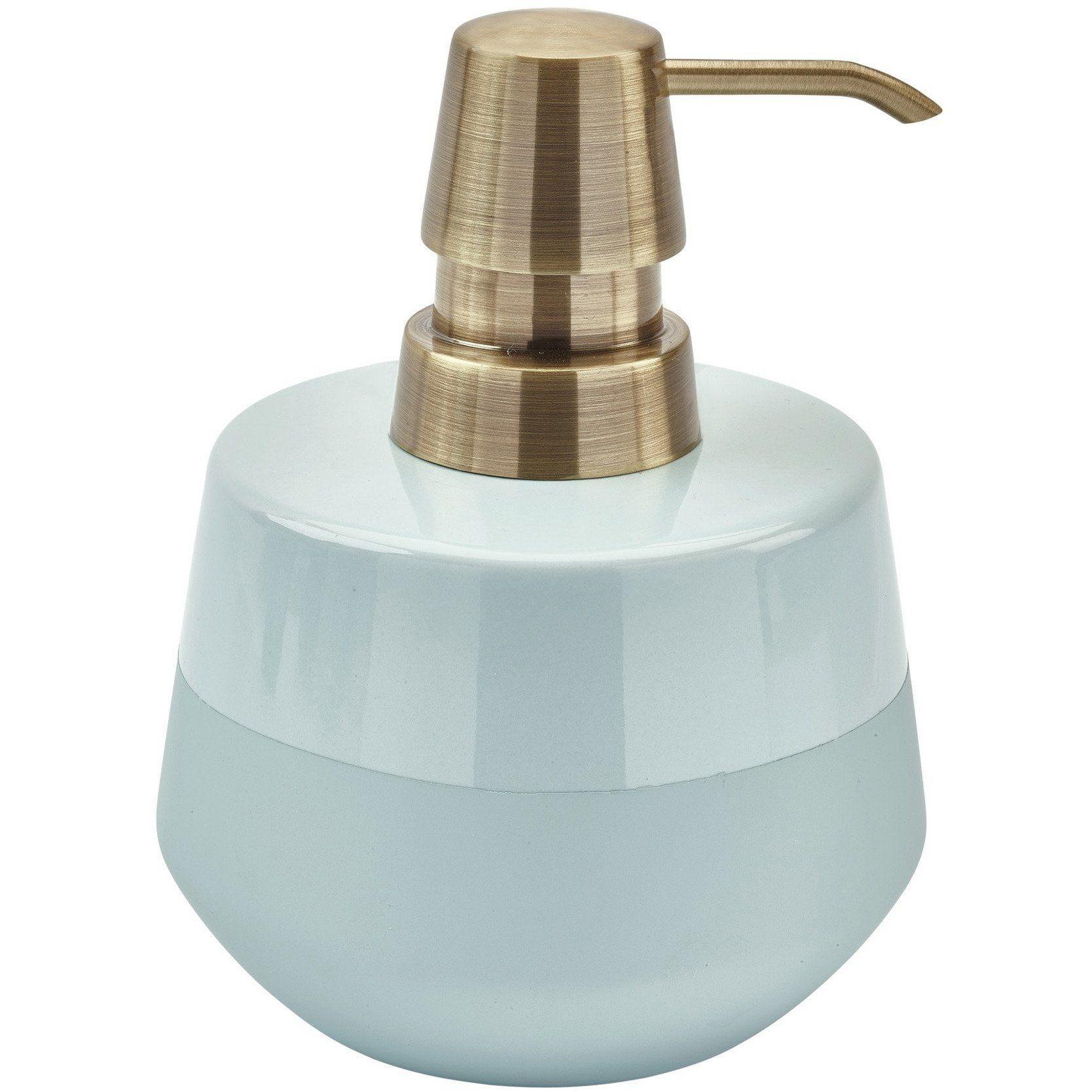 Opaco Compact Round Bath or Kitchen Pump Liquid Soap Lotion ...