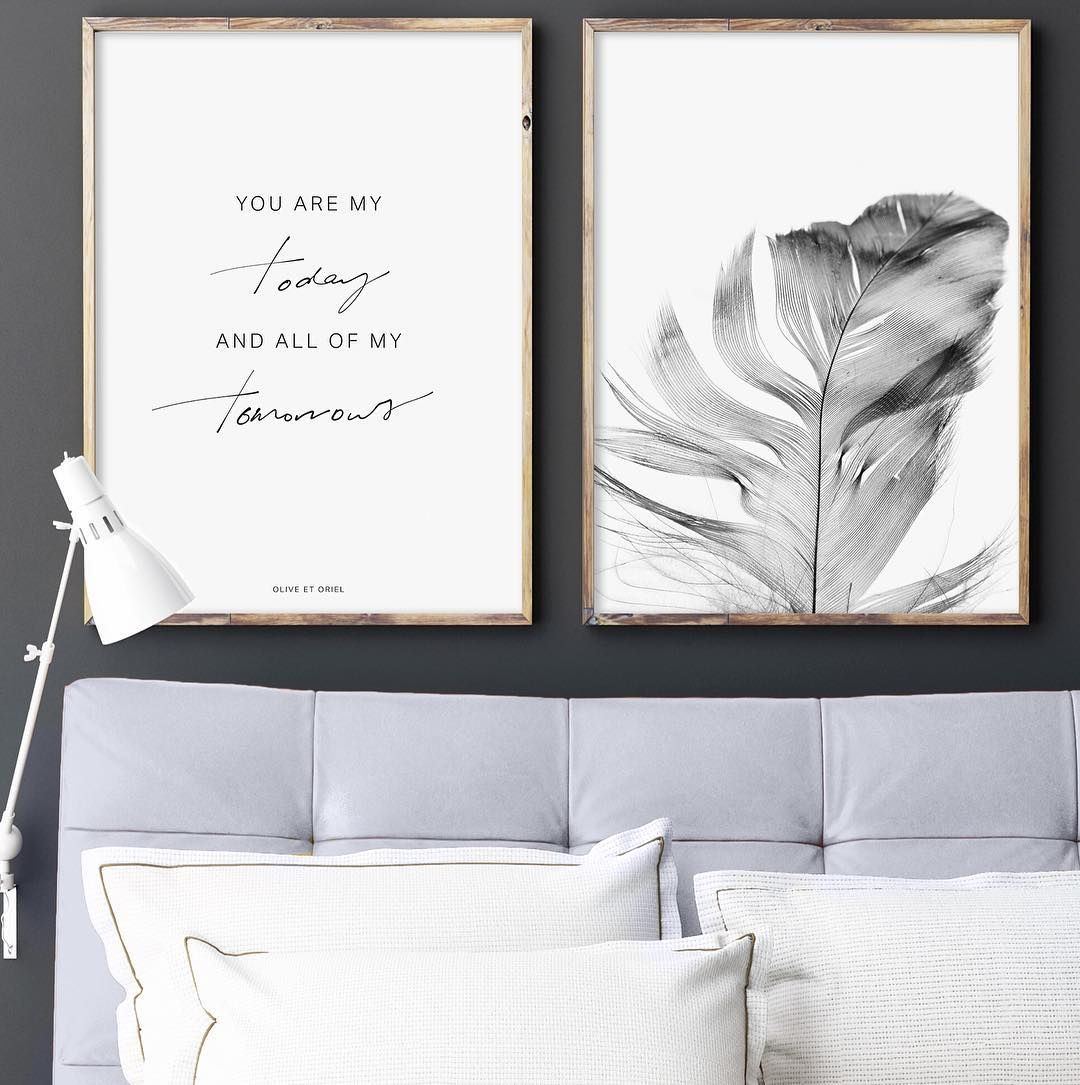 Examples Of Wall Decor: On The Creative Market Blog
