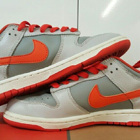the best attitude 89a7c 1b37f Nike Dunk Lo GS 304874 081 sz 5.5y