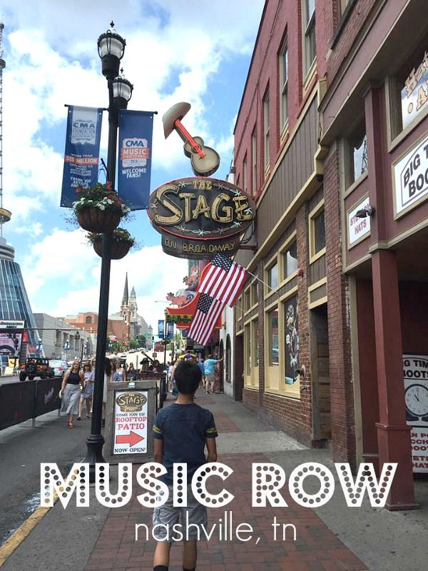 Music Row Nashville Nashville Vacation Nashville Trip Visit Nashville