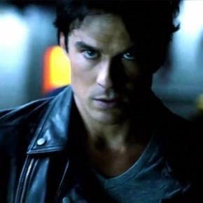 The Vampire Diaries 8ª Temporada Damon Salvatore Foto Cw
