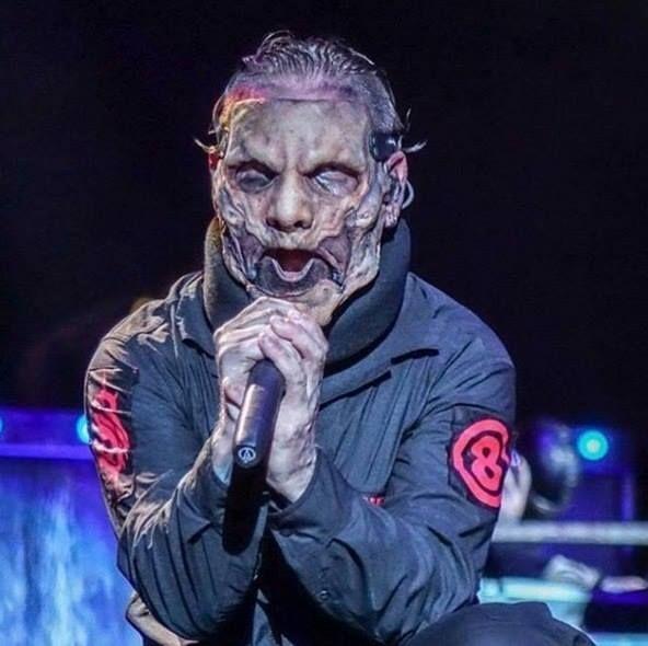 Corey (New Mask) 2016 #CoreyTaylor #8 #Slipknot | Slipknot ...