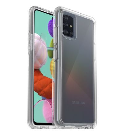 Coque OTTERBOX Samsung A51 Symmetry transparent ... - Galeries Lafayette