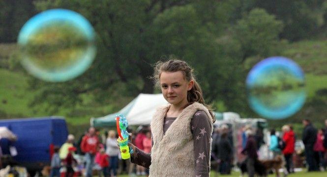 Ullswater Country Fair Sunday 29th June 2014.