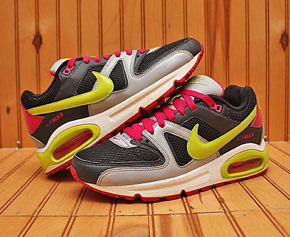 Grey Air 2012 Size Nike Yellow Black Berry Max Command 7 5 OPuTkXZi