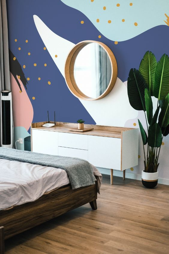 Inspiration Pantone S 2020 Color Of The Year Classic Blue En 2020 Decorar Casas Pequenas Decoracion De La Habitacion Decoracion De Habitaciones