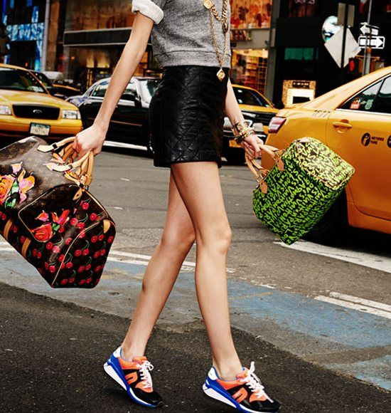 Ask Shopbop: How to Wear Fashion Sneakers