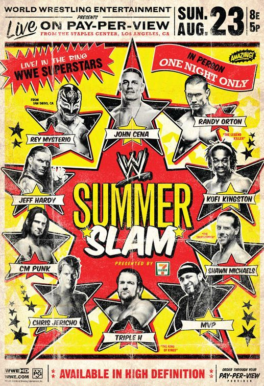 26+ Summerslam2008 ideas