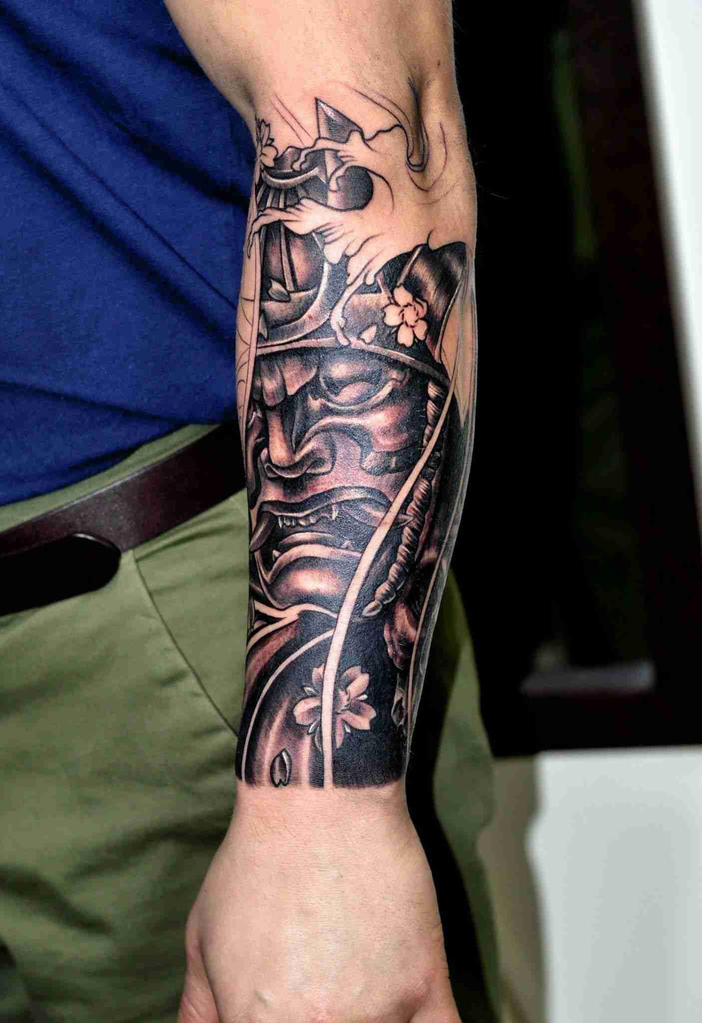Tatouage Japonais Bras Signification Des Modeles Les Plus Populaires Tatuagem Tatuagem Dragao Tatuagens