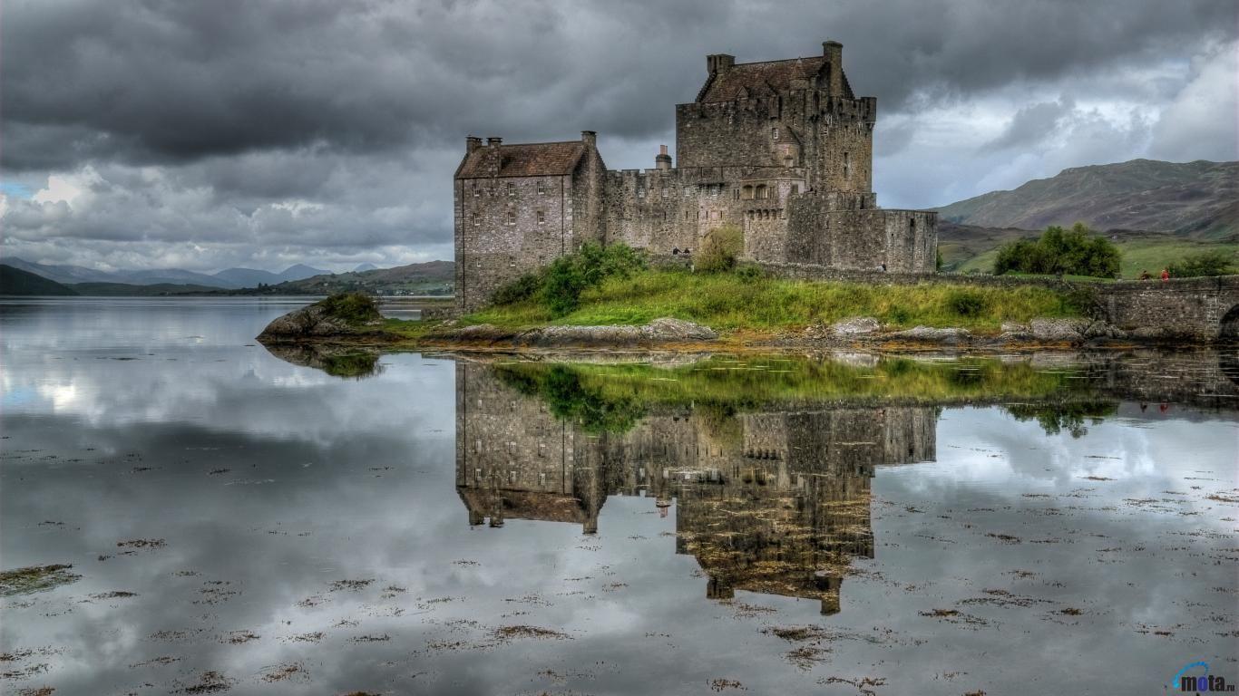 Wallpapers For Desktop Scotland Wallpapers For Desktop Wallpapersafari Scotland Wallpaper Scotland Landscape Scotland Castles