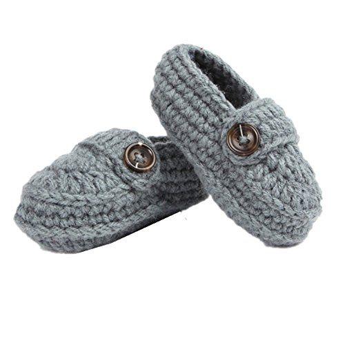 Baby Unisex Infant Neugeborenen Weich Warm handgemachte Wolle ...