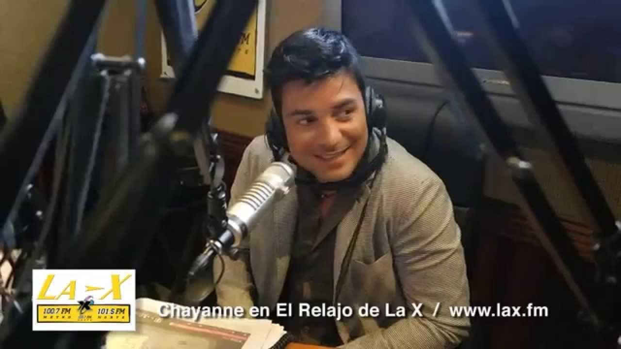 Chayanne En El Relajo De La X Chayanne Chayanne