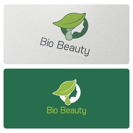 Bio Beauty Logo Template Cosmetic companies, Logos and Beauty logo - company bio template