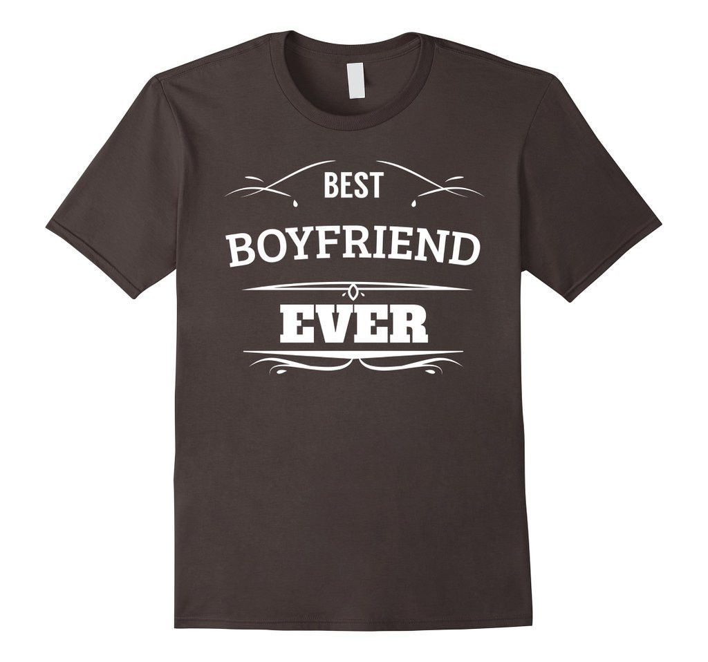 Best Boyfriend Ever T-shirt romantic boyfriend gifts tshirt
