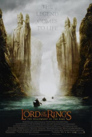 Lord of the Rings: The Fellowship of the Ring. The Argonats