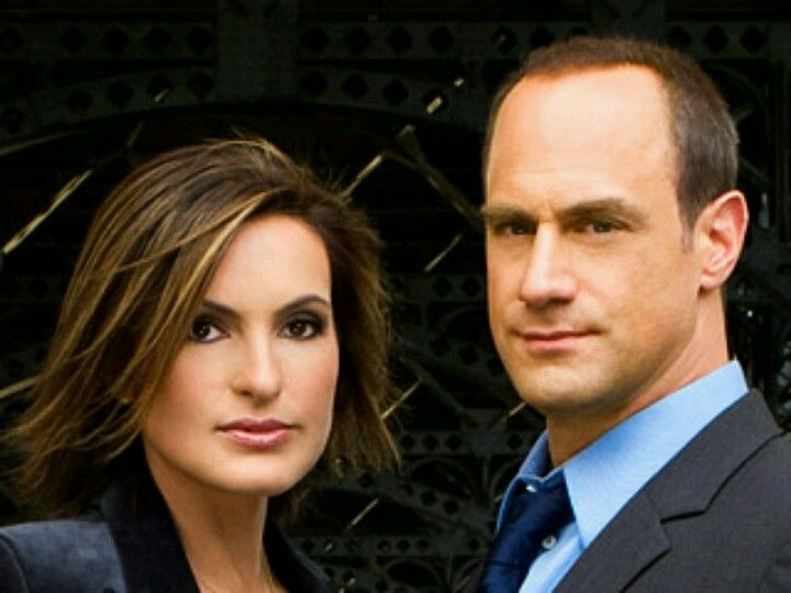 Do olivia benson and elliot stabler ever hook up Tap to play or If you did