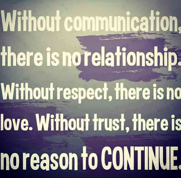 Trust means everything in a relationship!! | Quotes | Pinterest ...