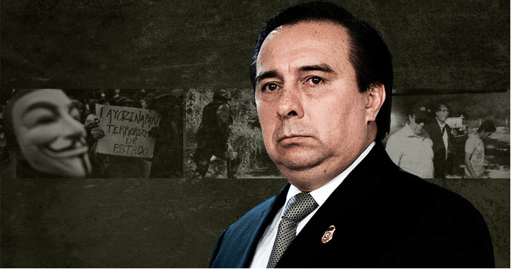 Peña ocultó investigaciones contra Zerón y el Ejército por Ayotzinapa