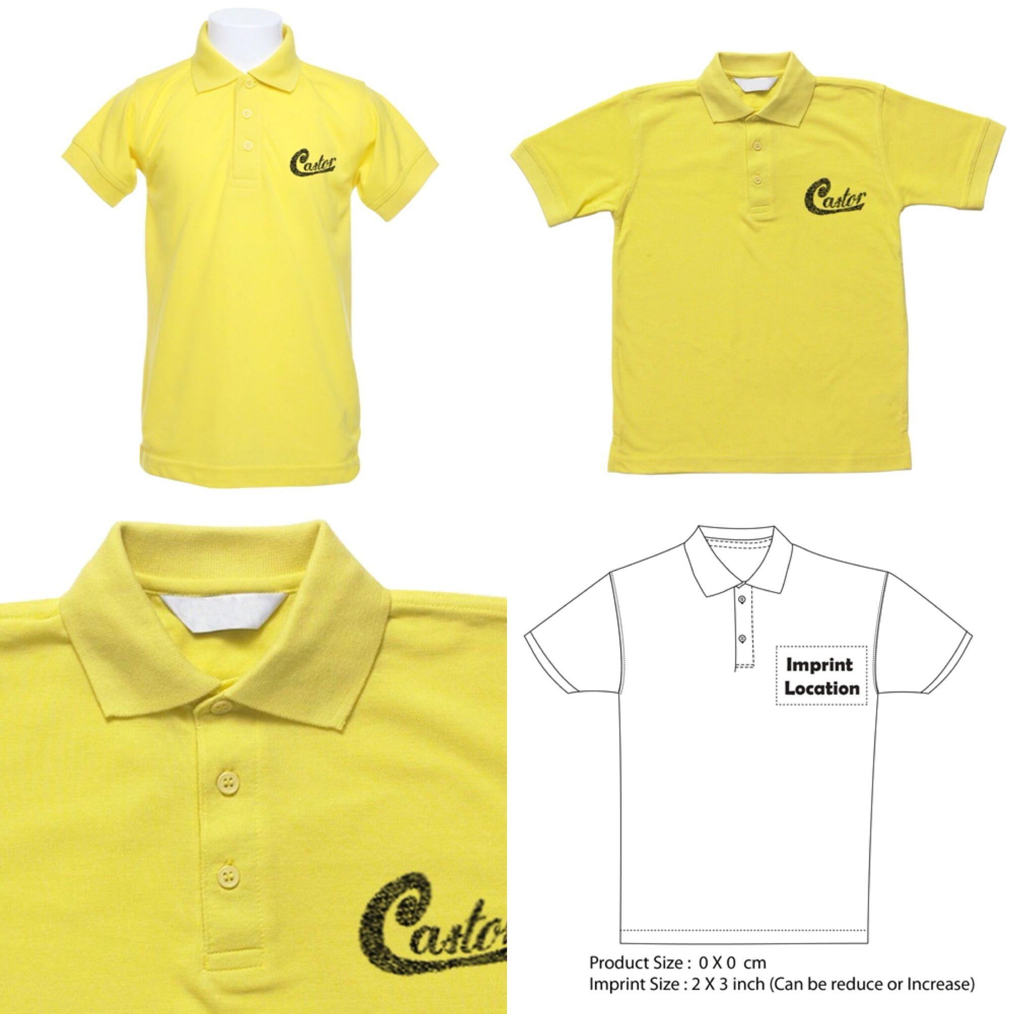 هدية اعلانية مميزة تساعدك اعلان اسم شركتك على اكبر عدد من الجمهور تيشرت اطفال قطن بولو طباعة مجانا Mens Tops Men S Polo Shirt Shirts