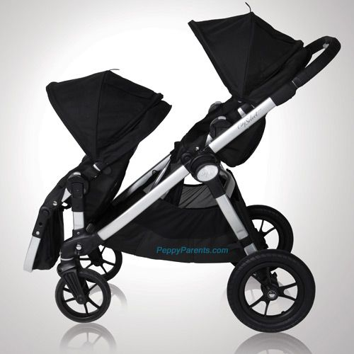 7c6ffecbb294 LOVE our City Select double stroller. Maybe the hubby will let me ...