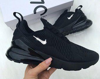 Nike air max 270 | Etsy (con imágenes) | Zapatos nike negros