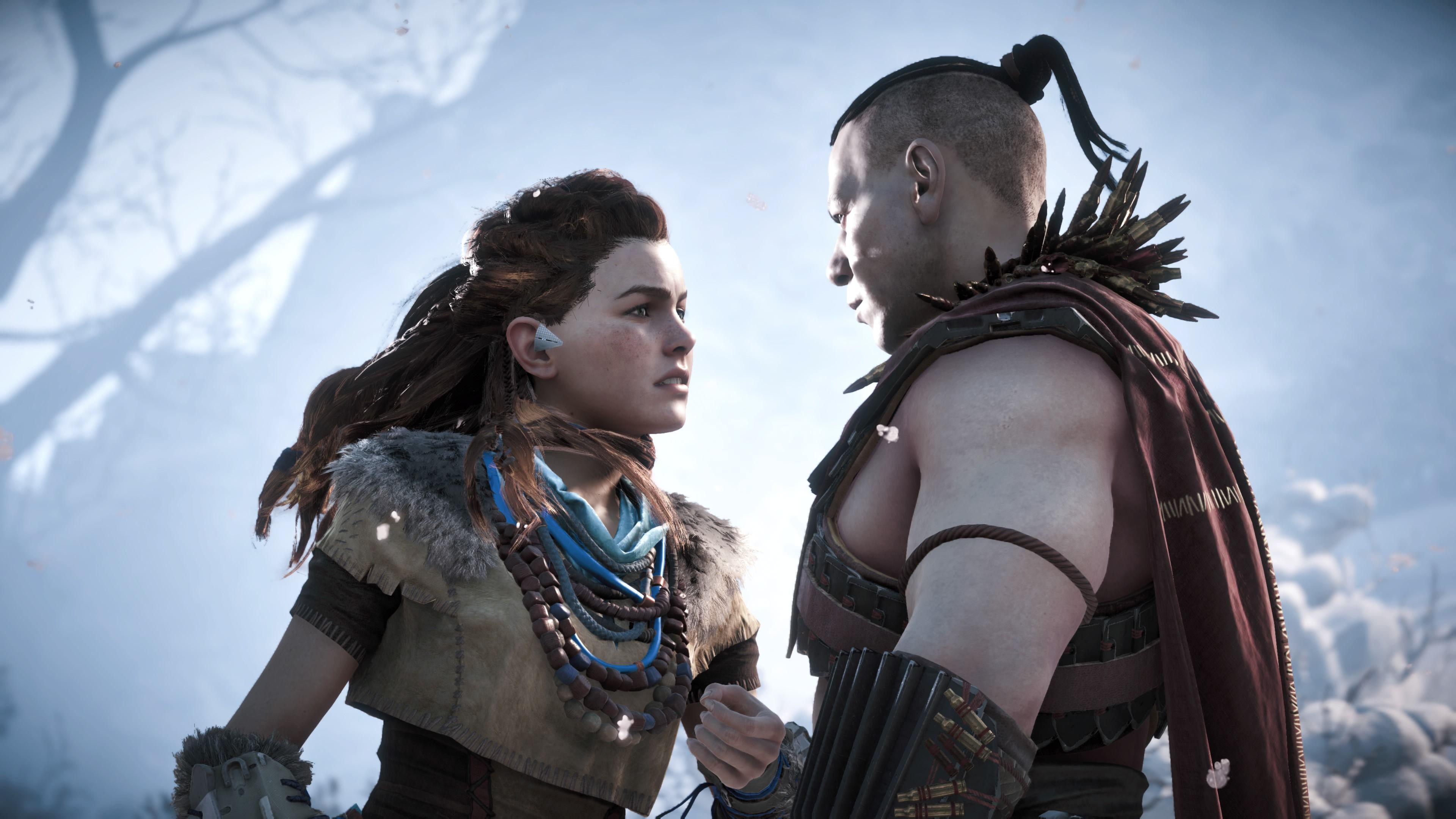 Aloy and Helis, the Proving (With images) | Horizon zero dawn
