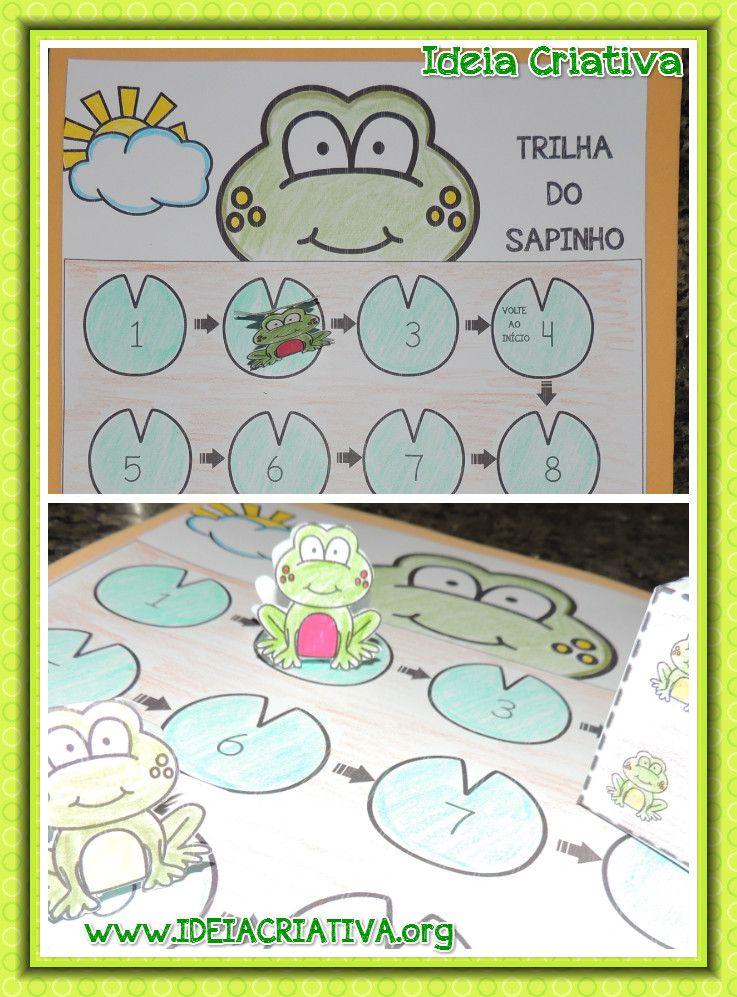 Muitas vezes Atividades pedagógicas para Educação Infantil, |ideiacriativa.org  ZQ11