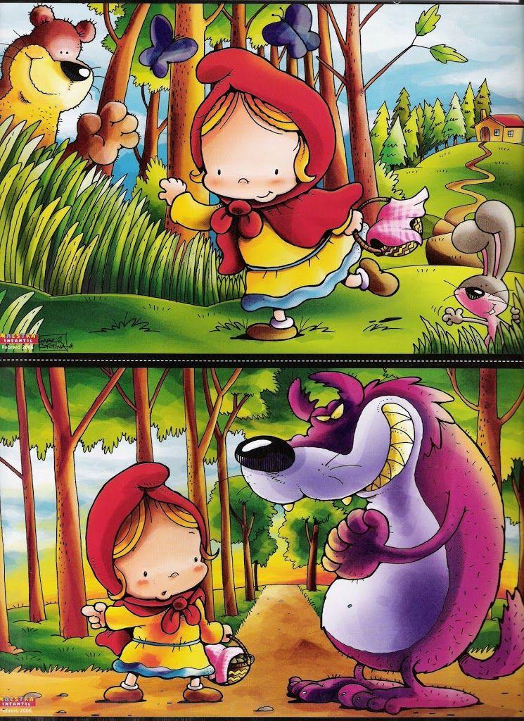 Picasa Web Albums Cuento De Caperucita Caperucita Roja Cuento Caperucita Roja Cuento Infantil