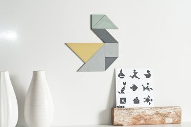 tangram magnete